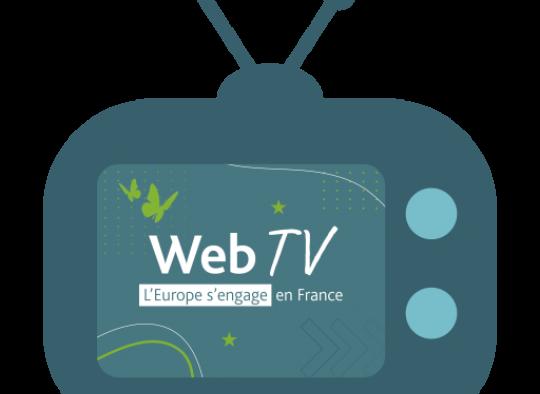 WebTV l'Europe s'engage en France