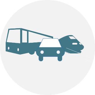 Illustration de l'objectif thématique sur le transport