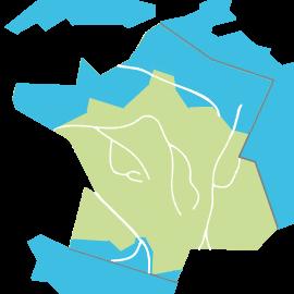 Illustration du type de territoire espaces transfrontaliers