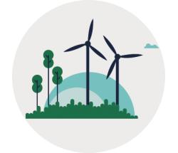 Illustration de l'objectif thématique sur la transition énergétique