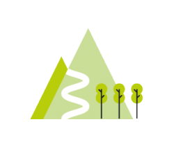 Illustration du type de territoire montagne