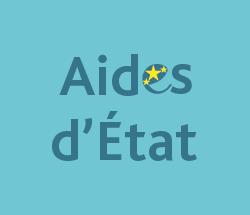 Logo aides d'Etat