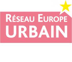 Logo du Réseau Europe Urbain
